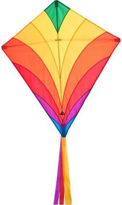 Drachen Eddy Rainbow