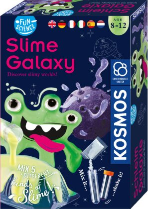 Fun Science Schleim-Galaxie MULTI