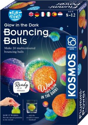 Bouncing Balls - Nachtleuchtende Flummi-Power