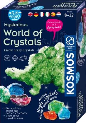Crystal World - Geheimnisvolle Kristall-Welt