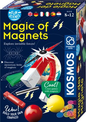 Magnets - Fun Science Experimente