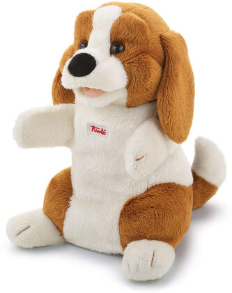Handpuppe Beagle