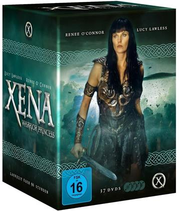 Xena - Warrior Princess - Die komplette Serie (37 DVDs)