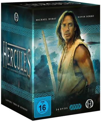 Hercules - The Legendary Journeys - Die komplette Serie (34 DVDs)