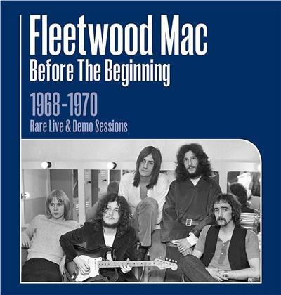Fleetwood Mac - Before The Beginning - 1968-1970 Rare Live (3 CDs)