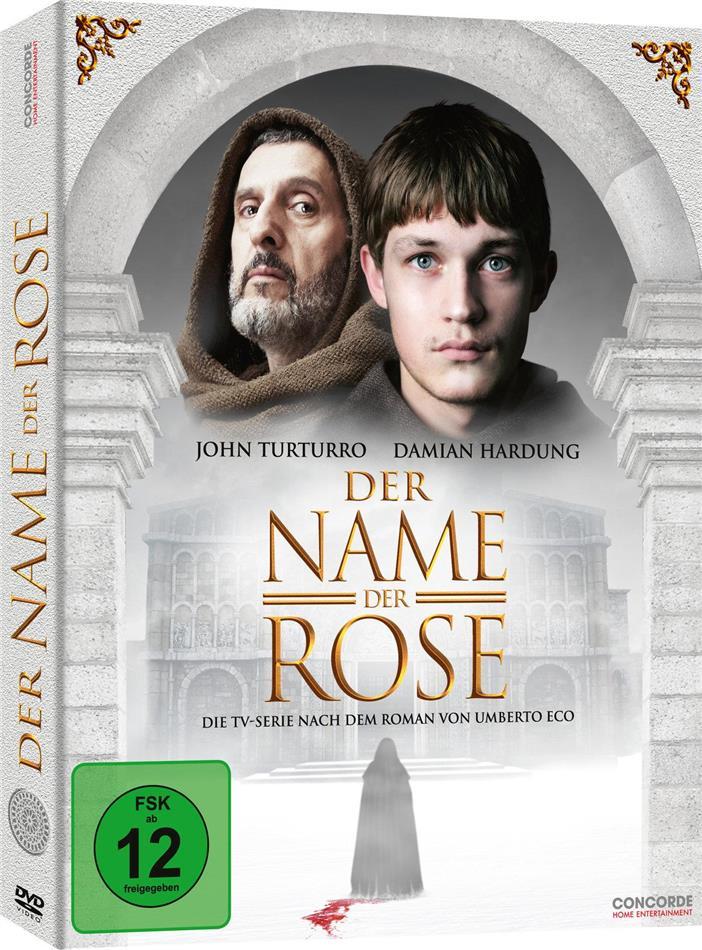 Der Name der Rose - Staffel 1 (Digipack, 3 DVDs)