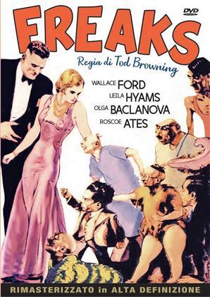 Freaks (1932) (HD-Remastered, s/w, Neuauflage)