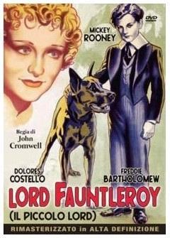 Lord Fauntleroy - (Il piccolo Lord) (1936) (HD-Remastered, n/b, Riedizione)