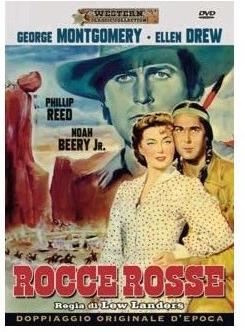 Rocce rosse (1955) (Western Classic Collection, Doppiaggio Originale D'epoca, n/b, Riedizione)