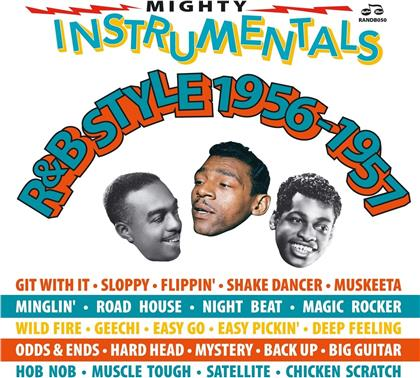 Mighty Instrumentals R&B Style 1956 - 1957 (4 CDs)