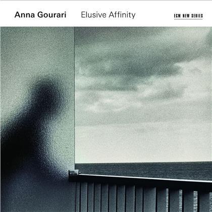 Anna Gourari - Elusive Affinity