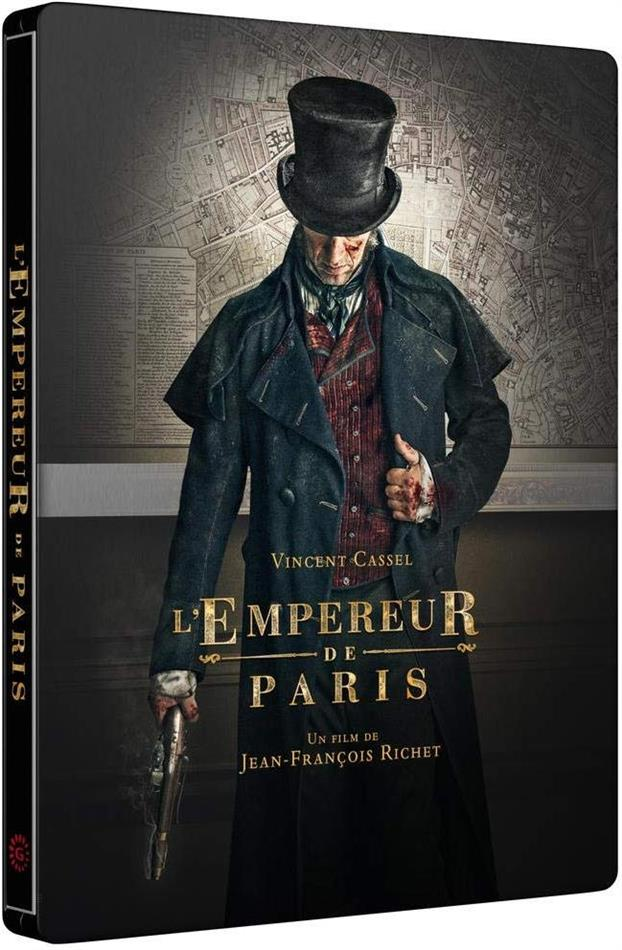 L'Empereur de Paris (2018) (Limited Edition, Steelbook)