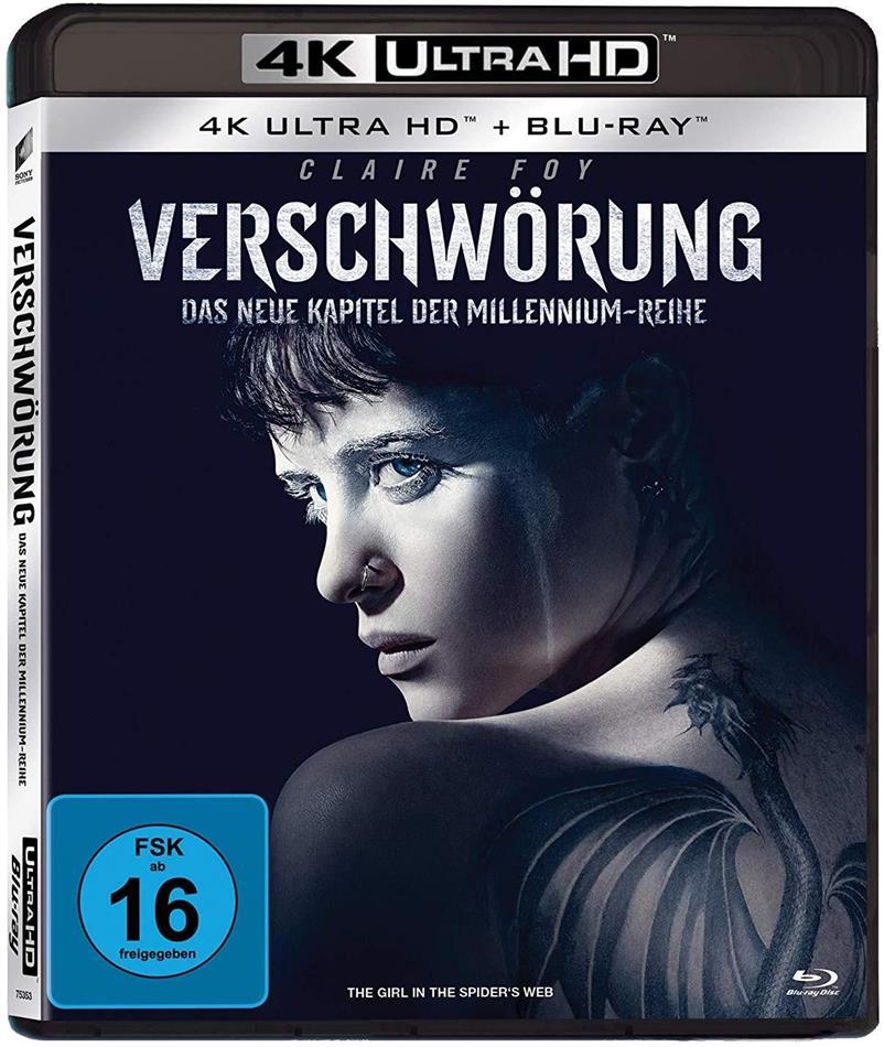 Verschwörung (2018) (4K Ultra HD + Blu-ray)