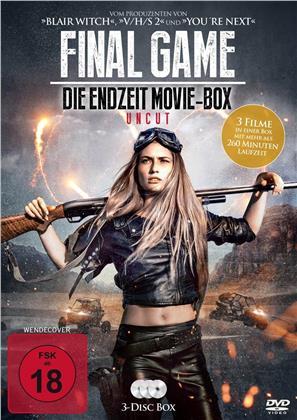 Final Game - Die Endzeit Movie-Box (3 DVDs)