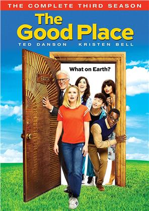 The Good Place - Season 3 (2 DVDs)