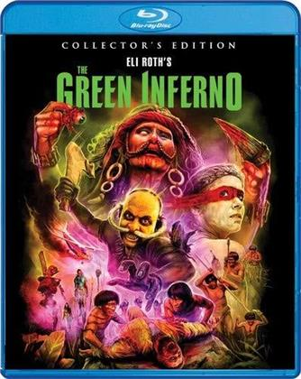 The Green Inferno (2013) (Collector's Edition)