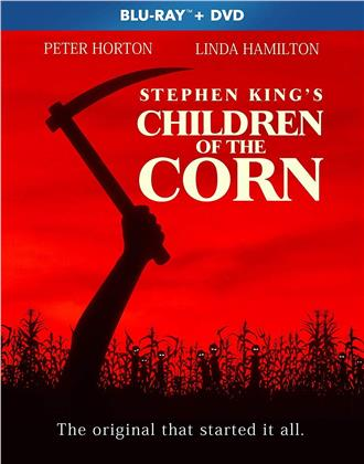 Children Of The Corn (1984) (Steelbook, Blu-ray + DVD)