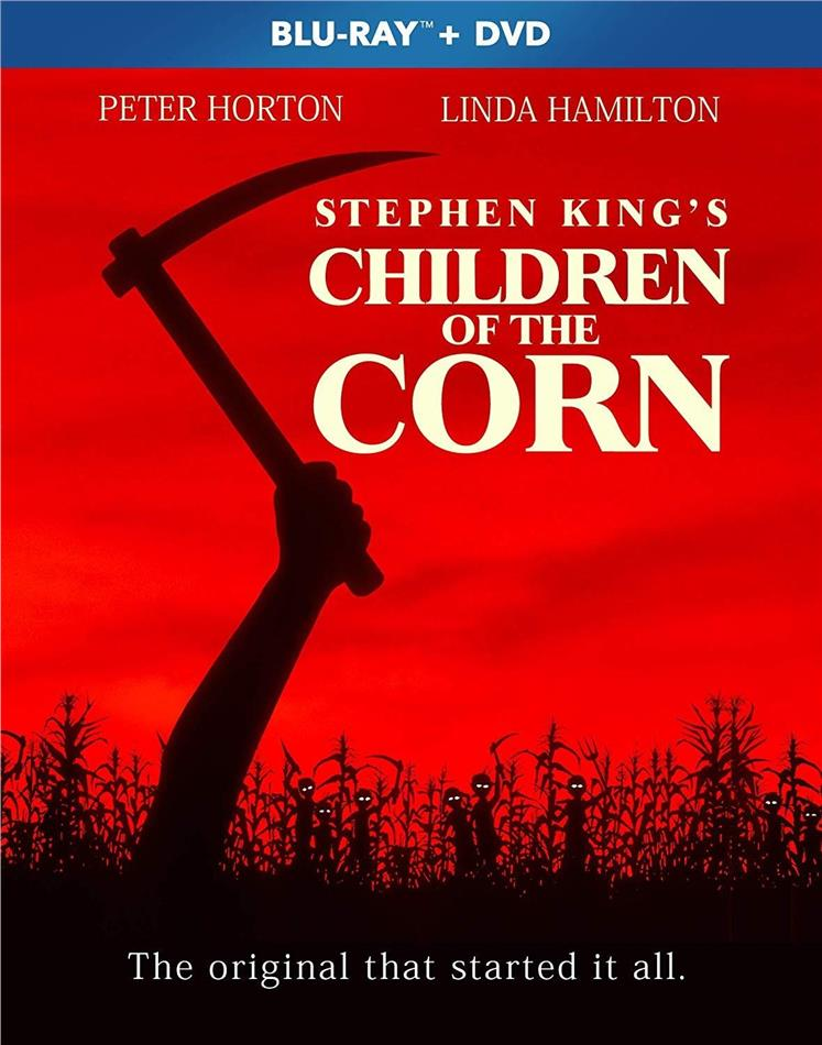 Children Of The Corn (1984) (Steelbook, Blu-ray + DVD)