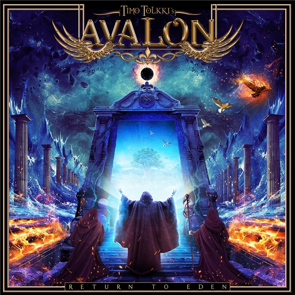 Avalon (Timo Tolkki) - Return To Eden