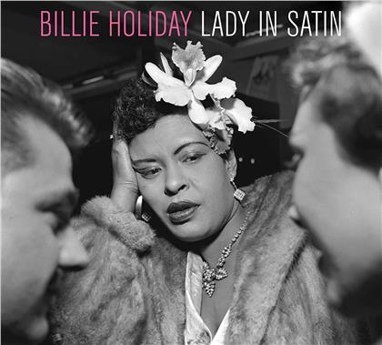 Billie Holiday - Lady In Satin (Digipack, 2019 Reissue, Jazz Images)