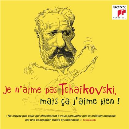 Peter Iljitsch Tschaikowsky (1840-1893) - Je n'aime pas Tchaikovski, mais ça j'aime bien !