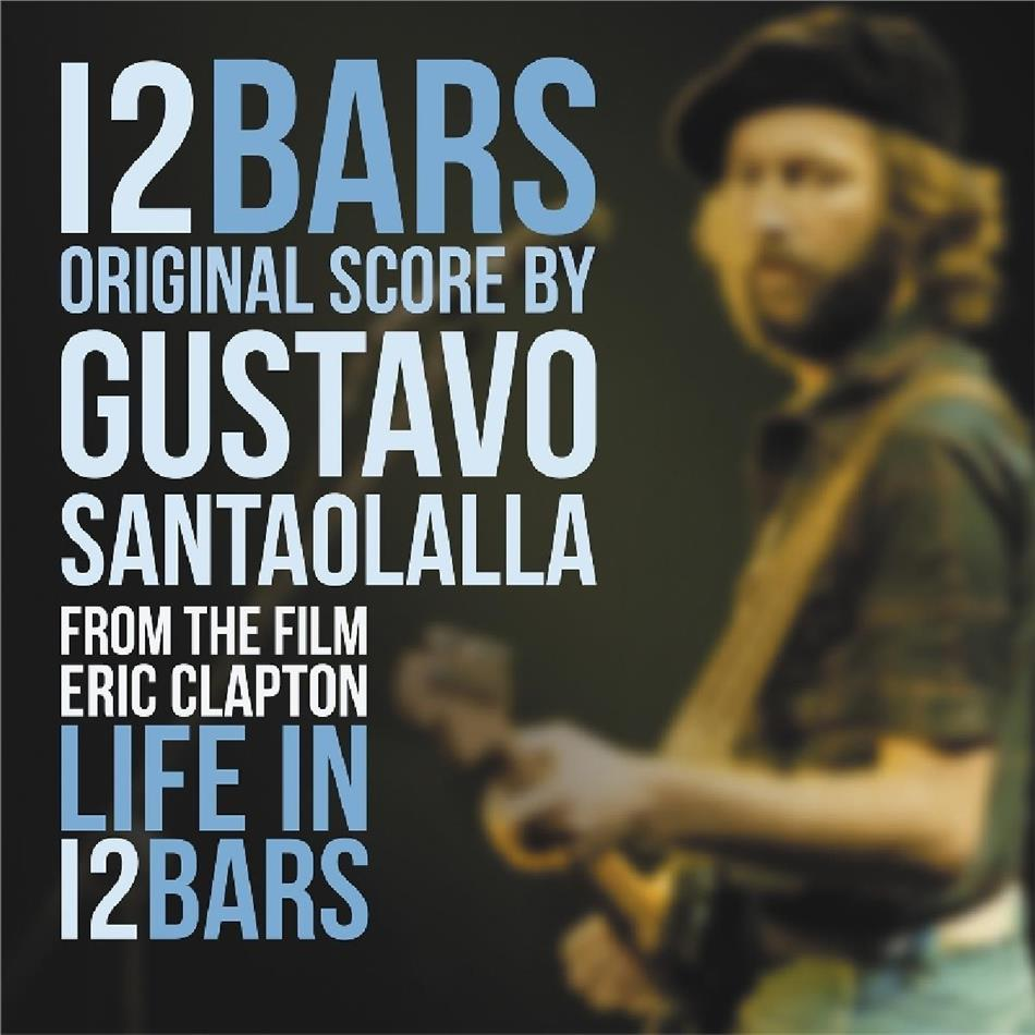 Eric Clapton - Life In 12 Bars - Ost (2019 Reissue, at the movies, Blue Vinyl, LP)