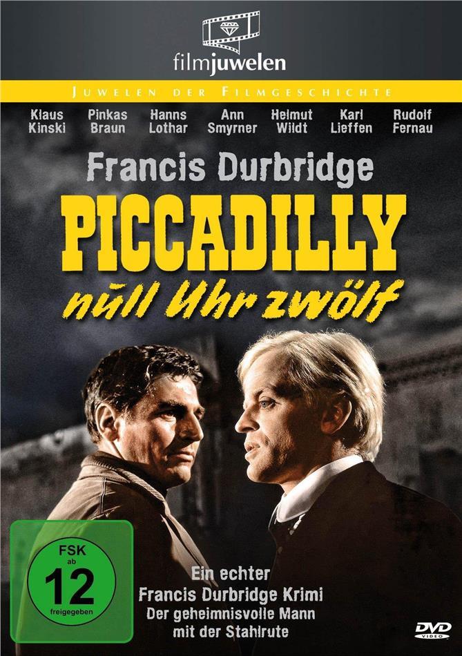 Piccadilly null Uhr zwölf (1963) (Filmjuwelen)
