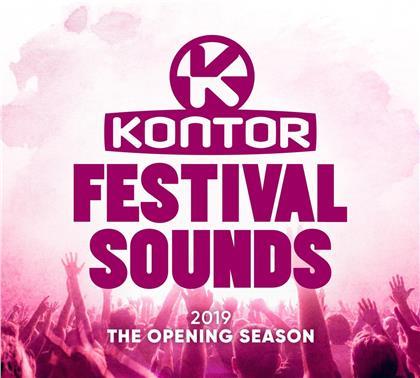 Kontor Festival Sounds 2019 (3 CDs)