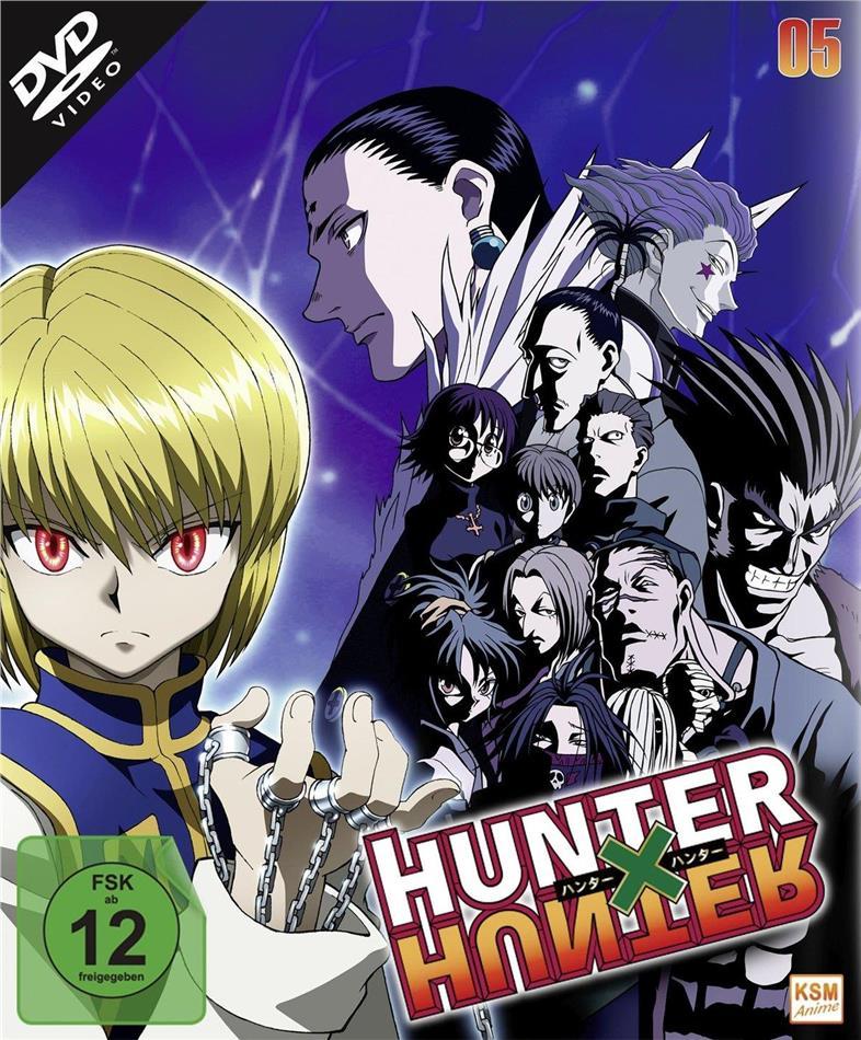 Hunter X Hunter - Vol. 5 (2011) (2 DVDs)