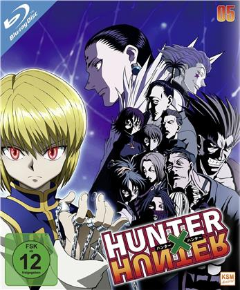 Hunter X Hunter - Vol. 5 (2011) (2 Blu-rays)