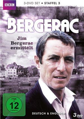 Bergerac - Staffel 3 (BBC, Neuauflage, 3 DVDs)
