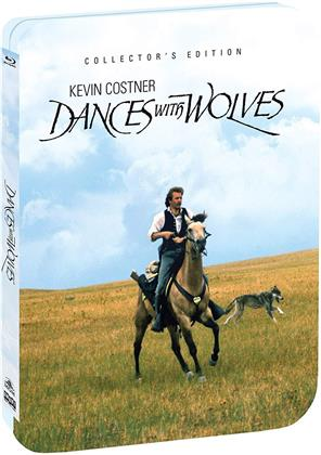 Dances With Wolves (1990) (Collector's Edition, Extended Edition, Versione Cinema, Edizione Limitata, Steelbook)