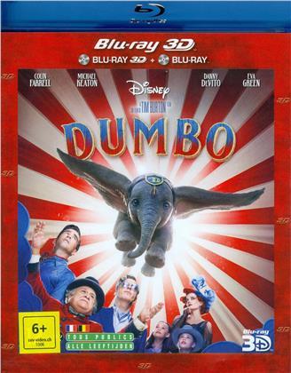 Dumbo (2019) (Blu-ray 3D + Blu-ray)