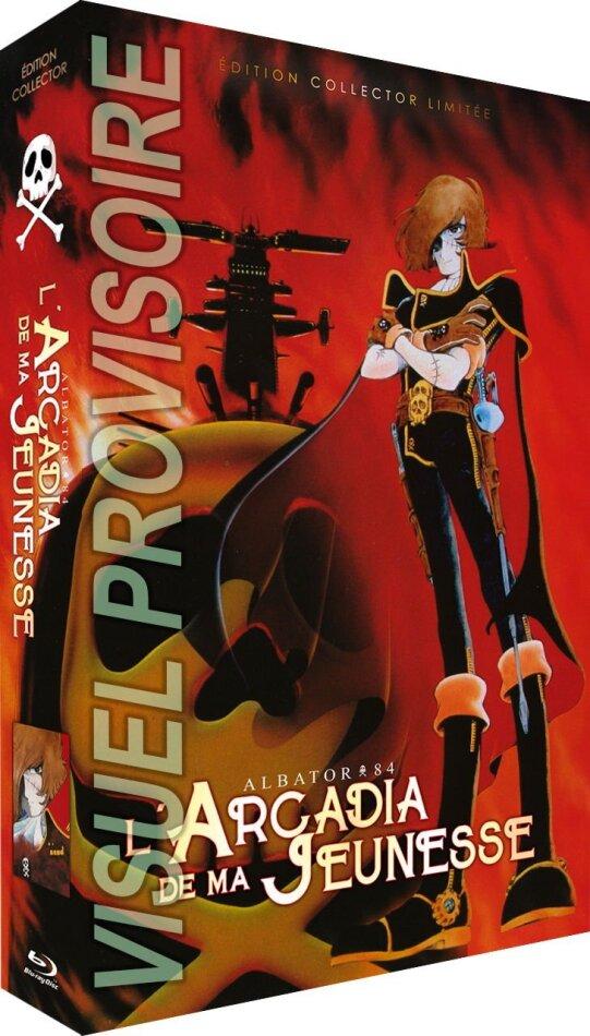 Albator 84 - L'atlantis de ma jeunesse (Collector's Edition, Blu-ray + DVD)