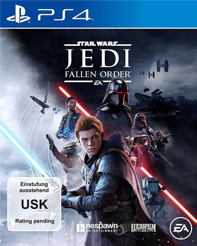 Star Wars Jedi Fallen Order (German Edition)