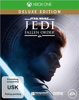 Star Wars Jedi Fallen Order (German Deluxe Edition)