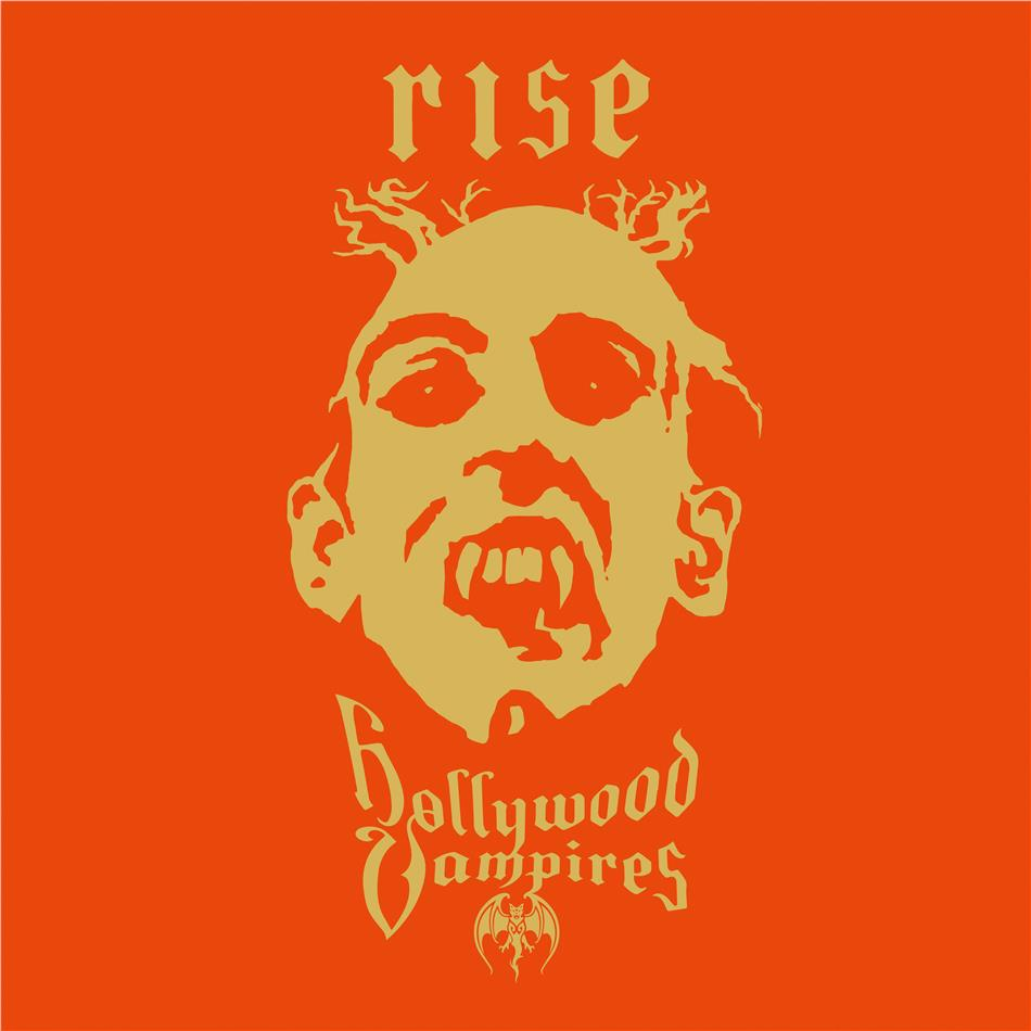 Hollywood Vampires (Alice Cooper/Johnny Depp/Joe Perry) - Rise