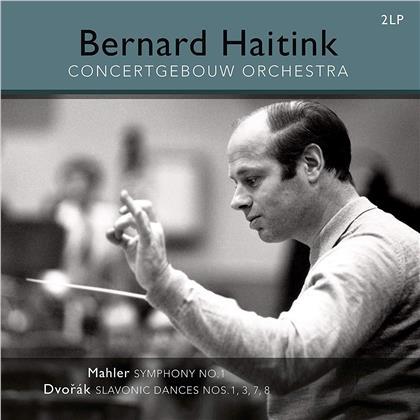Gustav Mahler (1860-1911), Antonin Dvorák (1841-1904), Bernard Haitink & Concertgebouw Orchester Amsterdam - Symphony No.1 / Slavonic Dances (Vinyl Passion, 2 LPs)