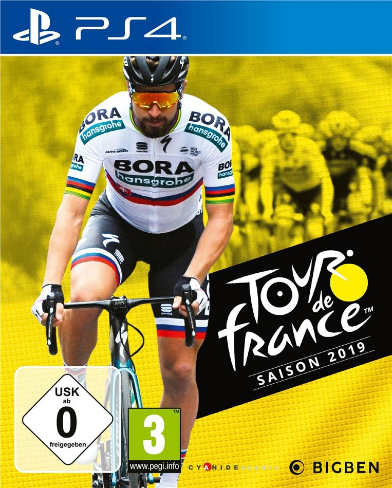 Tour de France - Saison 2019