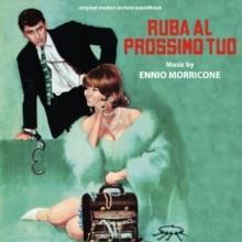 Ennio Morricone (*1928) - Ruba Al Prossimo Tuo - OST (LP)