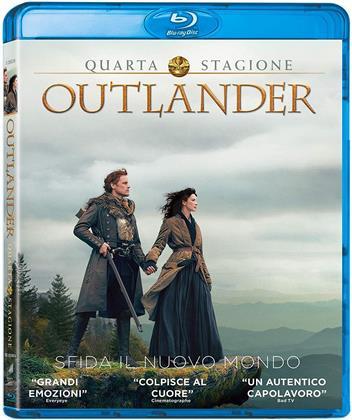 Outlander - Stagione 4 (5 Blu-rays)