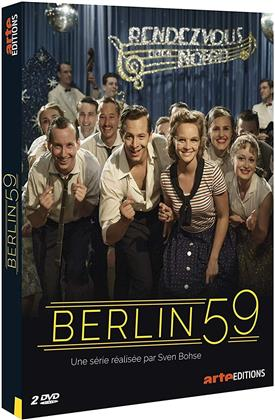 Berlin 59 - Mini-série (Arte Éditions, Schuber, Digibook, 2 DVDs)
