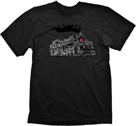 Metro Exodus: Aurora - T-Shirt - Grösse M