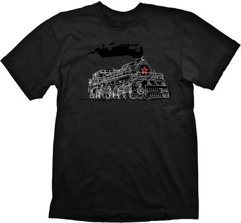 Metro Exodus: Aurora - T-Shirt - Grösse S