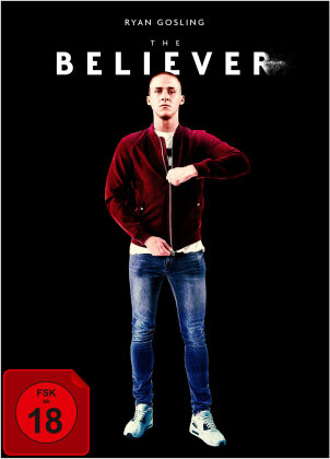 The Believer - Inside A Skinhead (2001) (Collector's Edition, Limited Edition, Mediabook, Blu-ray + DVD)