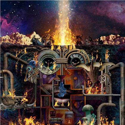 Flying Lotus - Flamagra (Gatefold, Limited Edition, White Vinyl, 2 LPs + Digital Copy)