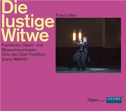Joana Mallwitz, Franz Lehar (1870-1948) & Frankfurter Opern- und Museumsorchester - Die Lustiger Witwe (2 CDs)