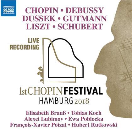 First Chopin Festival Hamburg 2018