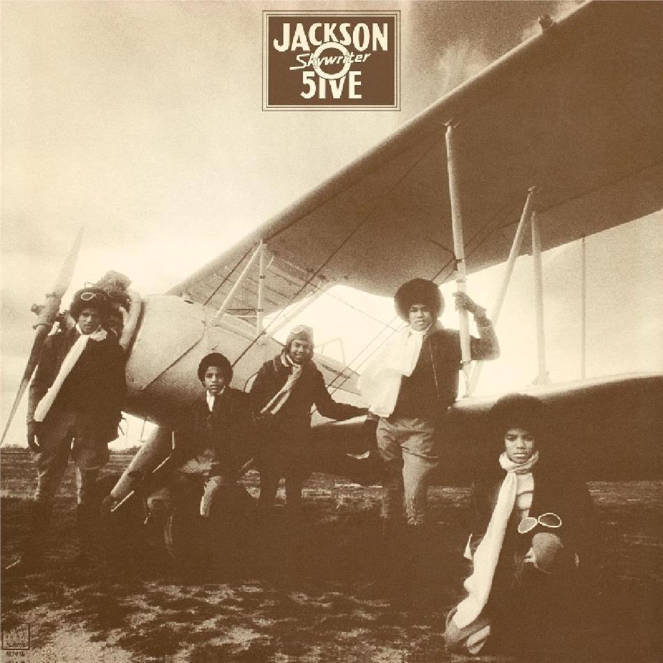 The Jackson 5 - Skywriter (2019 Reissue, Bronze Vinyl, LP)