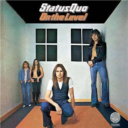 Status Quo - On The Level (2019 Reissue, Orange Vinyl, LP)